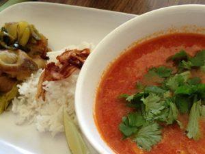 receta de sopa de camarones 2