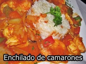 receta de enchilado de camarones cubano