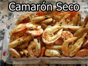 comprar camarón seco