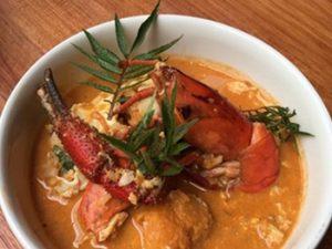 receta de chupe de camarones arequipeño